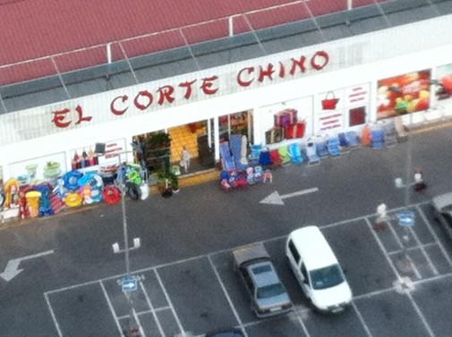 tiendas chinas